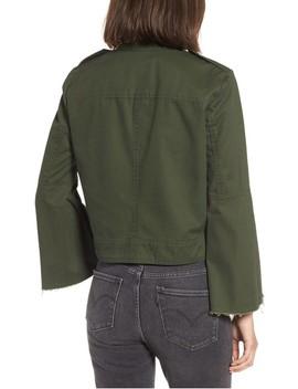 Jennie Cotton Twill Army Jacket by Bb Dakota