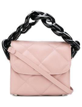 Chain Handle Shoulder Bag by Marques'almeida
