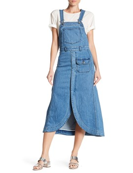 Denim Overall Dress by See By Chloe