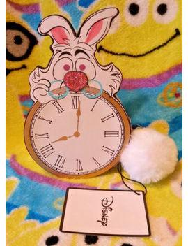 Primark Disney Alice In Wonderland White Rabbit With Clock Coin Purse by Primark