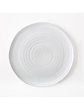 Tin Glaze Dinner Plates (Set Of 4) by West Elm