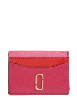 Snapshot Leather Card Case by Marc Jacobs