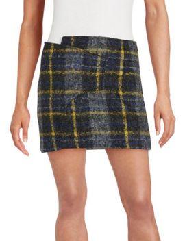 Siena Blanket Skirt by Sanctuary
