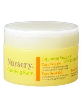 Nursery Cleansing Balm Yuzu, 91.5g Japan Import by Nursery