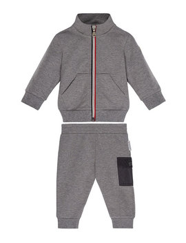 Zip Up Jacket W/ Matching Leggings, Size 6 M 3 T by Moncler