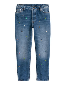 H&Amp;M+ Vintage High Jeans by H&M