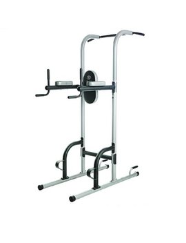 Gold's Gym Xr 10.9 Power Tower With Push Up, Pull Up, And Dip Stations by Gold's Gym