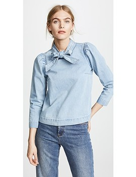 Wes Blouse by Ulla Johnson