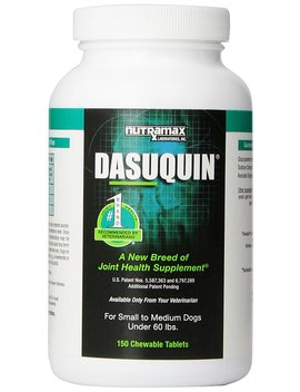 Nutramax Dasuquin For Dogs   150 Count by Nutramax