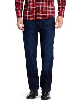 The Classic Straight Leg Jeans by Joe's Jeans
