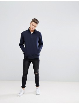 French Connection Half Zip Sweat by French Connection