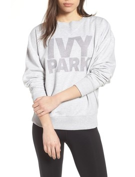 Dot Logo Sweatshirt by Ivy Park