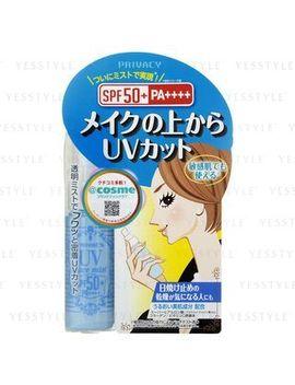 Privacy Uv Face Mist Spf 50+ Pa++++ by Kokuryudo