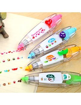 Cute Novelty Sticker Machines Decoration Tape by Good Living