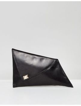 Urbancode Abstract Fold Over Clutch Bag by Urbancode