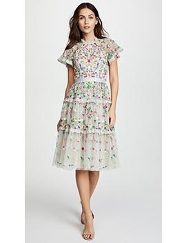 Lazy Daisy Dress by Needle & Thread
