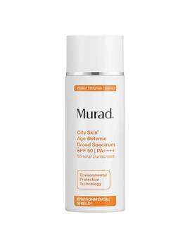 Murad City Skin Age Defense Broad Spectrum Spf 50 Pa ++++ by Murad
