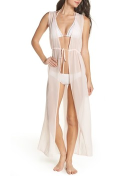 Sheer Cover Up Maxi by Leith