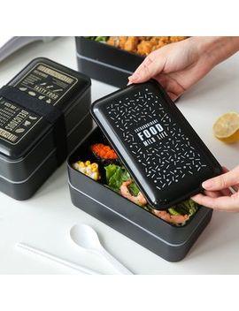 Divided Lunch Box by Kawa Simaya