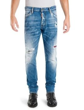 Cool Guy Distressed Denim by Dsquared2