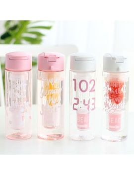 Printed Water Bottle by Chito
