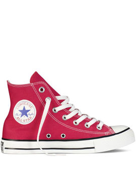 Converse Chuck Taylor All Star High Top Canvas Shoes by Converse