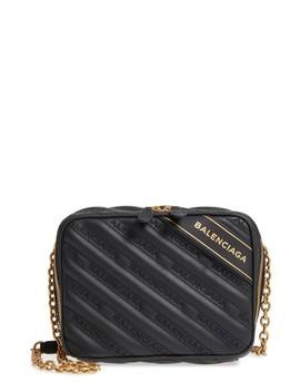 Extra Small Blanket Reporter Crossbody Bag by Balenciaga