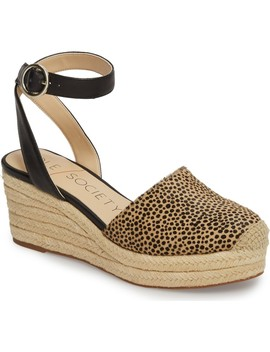 Channing Espadrille Sandal by Sole Society