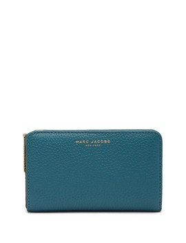 Gotham Compact Leather Wallet by Marc Jacobs