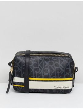 Calvin Klein Monochrome Camera Bag by Calvin Klein