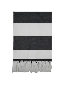 Outdoor Blanket   Stripe Black   Project 62™ by Shop Collections