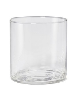 Short Clarte Glass Tumbler Set 12.5oz   Set Of 4   Project 62™ by Shop Collections