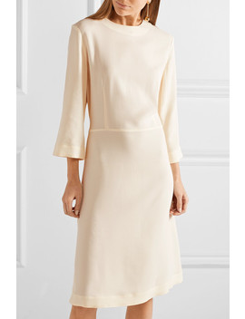 Crepe Dress by Mansur Gavriel