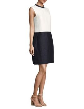 Ortisei Colorblock Dress by Max Mara
