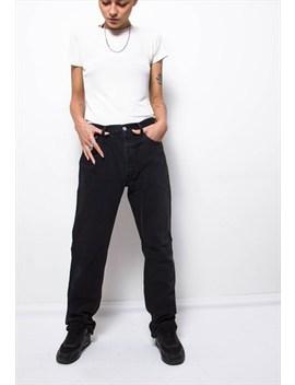 Vintage 90s Levi's 501 Denim Jeans Id:7126 by Levi's