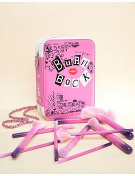 Spectrum Mean Girls Mini Burn Book With Brushes by Spectrum