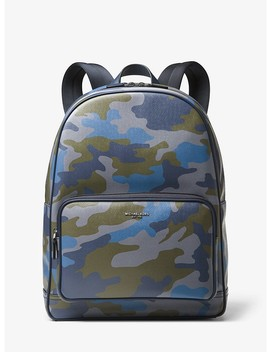 Bryant Camouflage Backpack by Michael Kors Mens