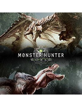 Monster Hunter: World Digital Deluxe Edition   Pre Load    Ps4 [Digital Code] by Capcom