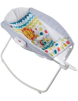 Fisher Price Newborn Rock 'n Play Sleeper, Colorful Carnival by Fisher Price