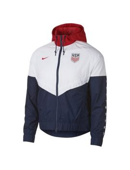 U.S. Authentic Windrunner Women's Jacket. Nike.Com by Nike