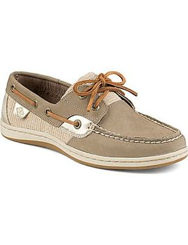 Koifish Metallic Boat Shoe by Sperry
