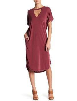 Cupro Dress by Lush