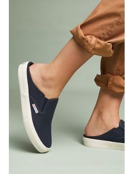 Superga Classic Canvas Slip On Sneakers by Superga