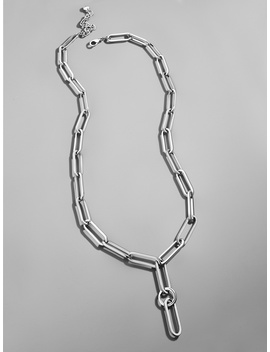 Manita Linked Pendant Necklace by Baublebar