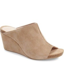 'bailey' Suede Wedge by Sudini