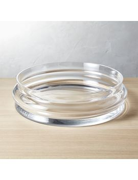 Montgomery Serving Bowl by Crate&Barrel