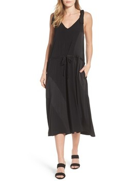 Shoulder Tie Tank Dress by Kenneth Cole New York