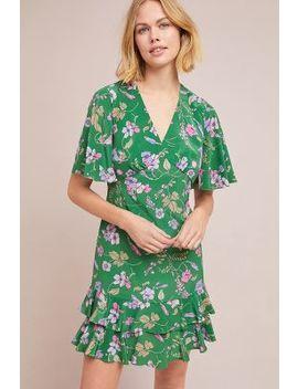Shoshanna Motril Silk Dress by Shoshanna