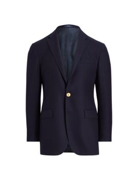 Polo Doeskin Blazer by Ralph Lauren