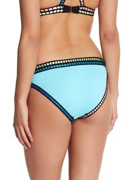 Threading Along Bikini Bottoms by La Blanca Swimwear
